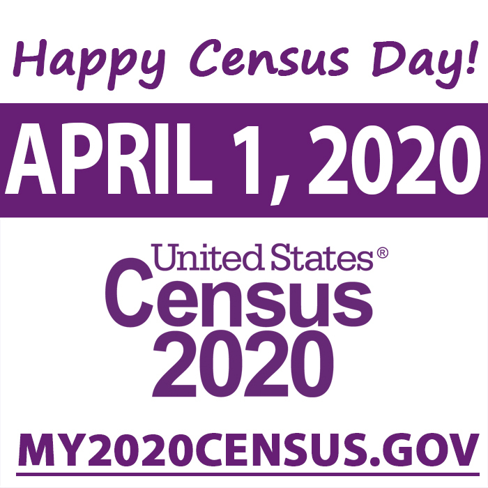 happy census day