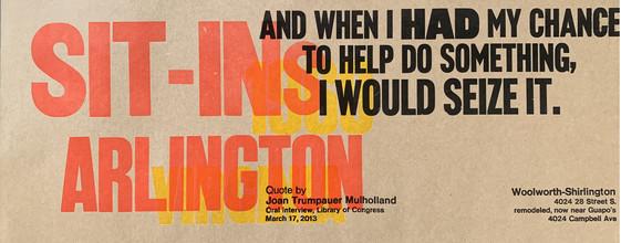 1960 Sit-ins Arlington