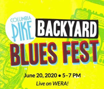 Columbia Pike Backyard Blues Fest