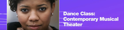Signature Theatre: Contemporary Musical Theater Dance Class