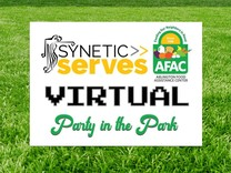 Synetic Serves: Virtual Party in the Park