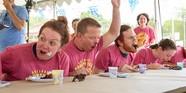 Pie-Eating Contest