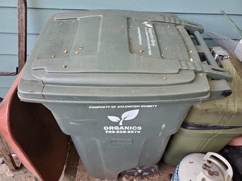 Yard Waste Bin