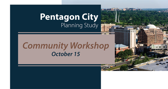 Pentagon City Planning Study