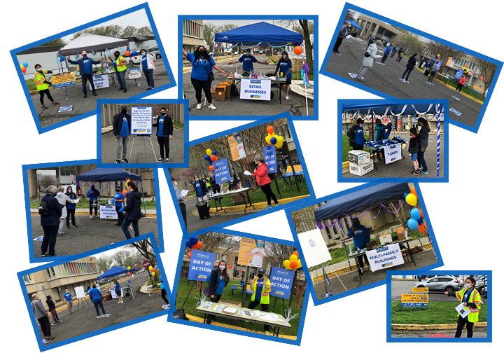 CVC Day of Action Collage