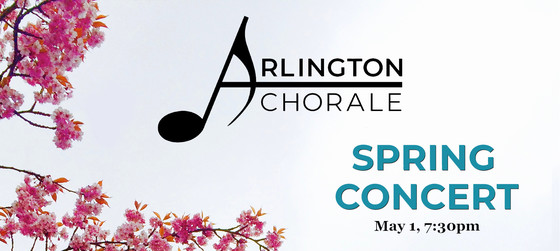 Arlington Chorale Spring Concert