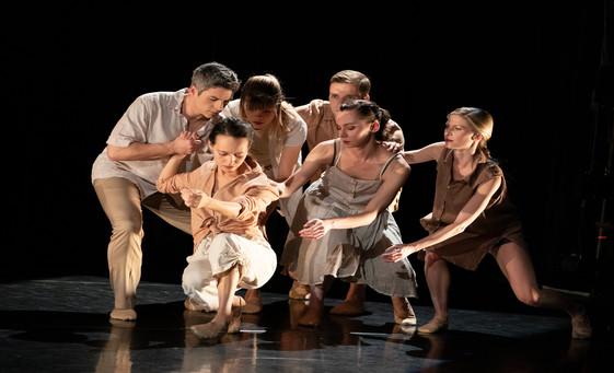 Bowen McCauley Dance Company Spring Virtual Performance Opener