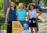 Lyon Park Vaccine Volunteers