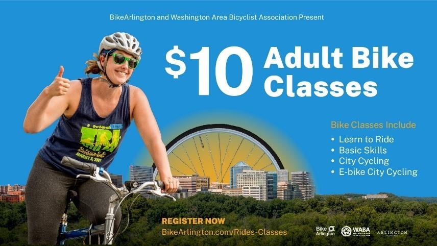 Adult Bike Classes