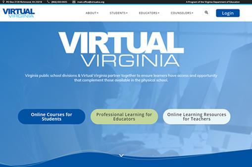 Virtual Virginia Expansion