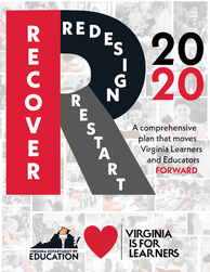 Recover Redesign Restart Cover
