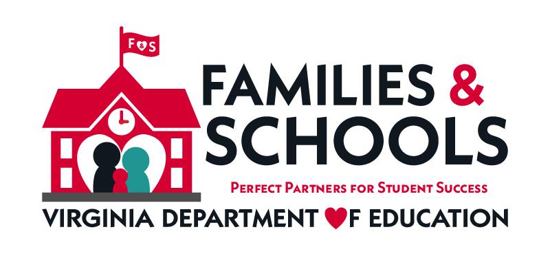 VDOE Families and School Logo
