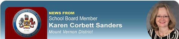 Mount Vernon District Newsletter banner