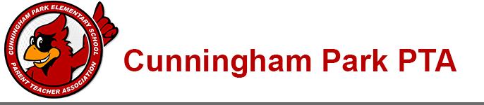 Cunningham Park PTA banner