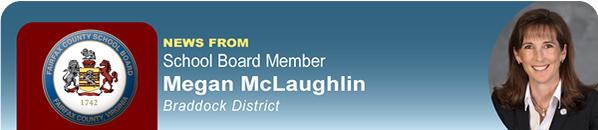 Braddock District School Board Member - Megan McLaughlin
