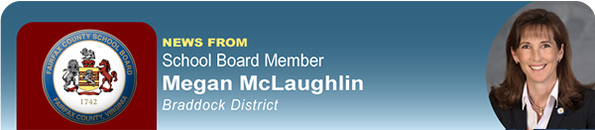 Braddock District School Board Member - Megan McLaughlin