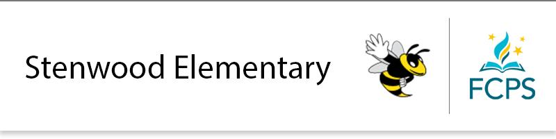 Stenwood Elementary School banner