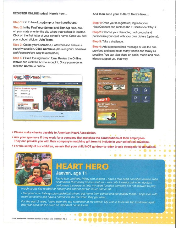 Jump Rope For Heart/Hoops For Heart,pg2