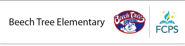 Beech Tree Elementary School banner