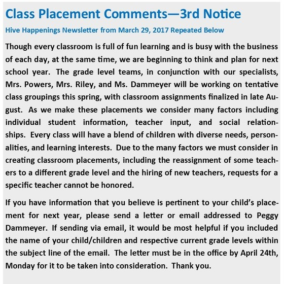 Parent Class Comment