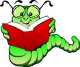 Book warm reading a book