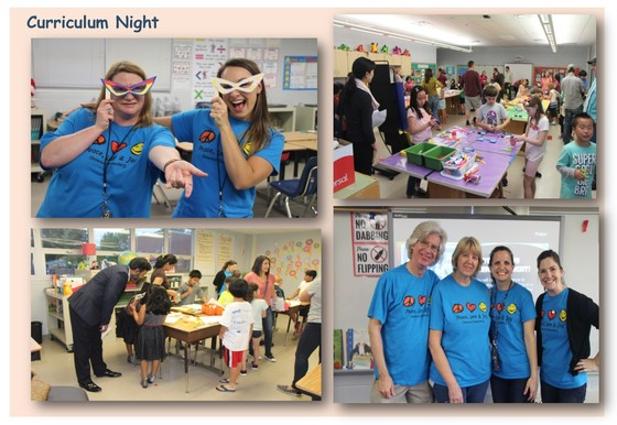 Curriculum Night Pictures