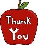 Thank you - Red Apple
