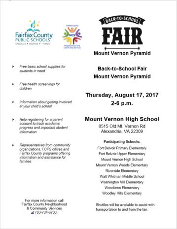 Mt Vernon fair