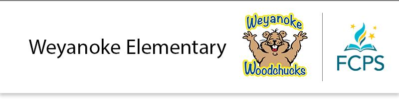 Weyanoke Elementary School banner