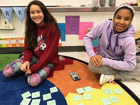terraset math students