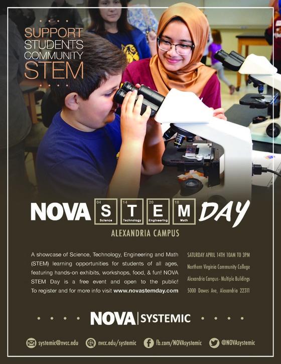 NOVA STEM Day