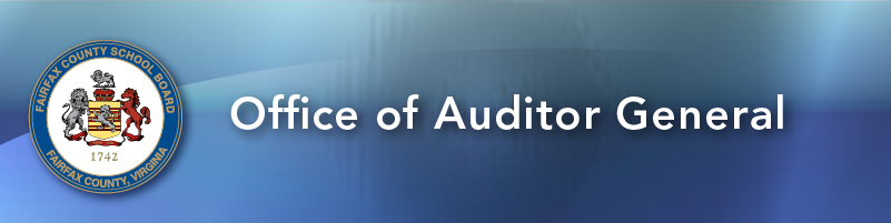 Office of Auditor General banner