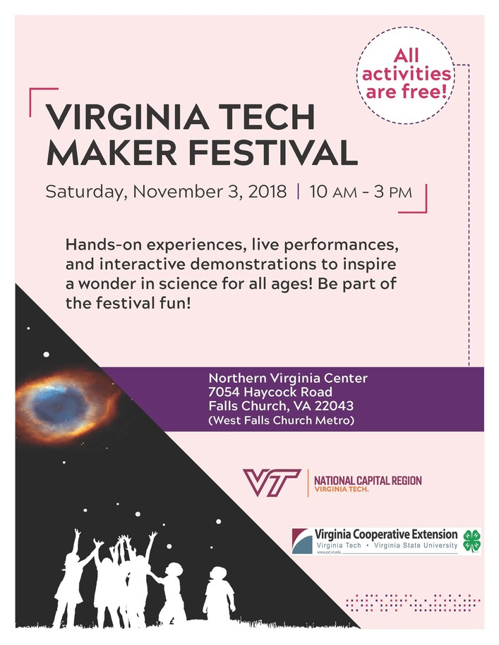 VA Tech Maker Festival