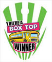 Box Top Winner