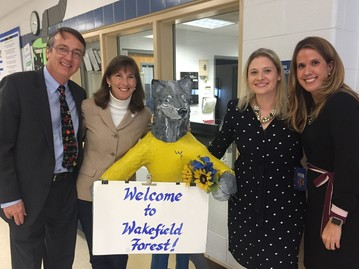WFES School Visit