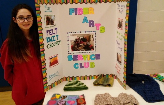 After-School Fiber Arts