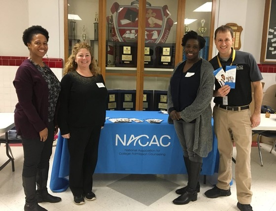 College Success Programs staff members