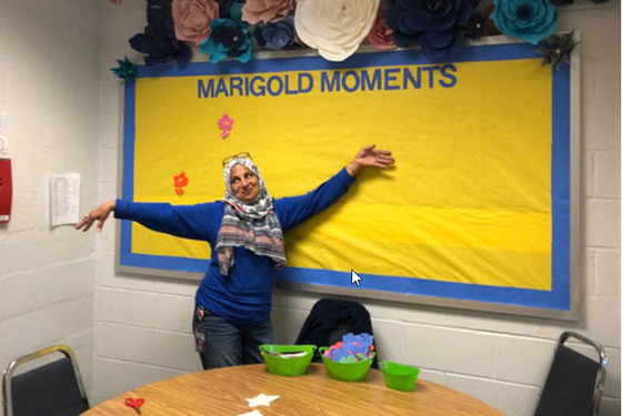 Weyanoke ES Kindergarten Assistant Ghazala Awan