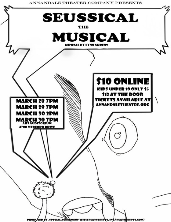 Jojo seussical the musical coloring pages | 725x560