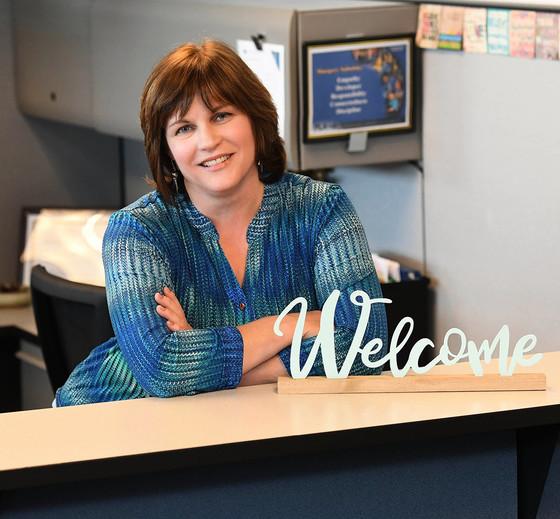 Marjorie Sabolsky, Office of Payroll Management