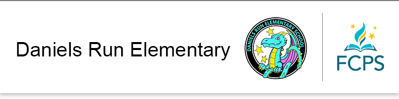Daniels Run Elementary School banner