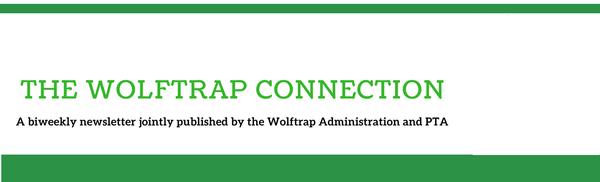 Wolftrap Elementary School Banner