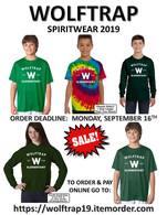Wolftrap Spiritwear