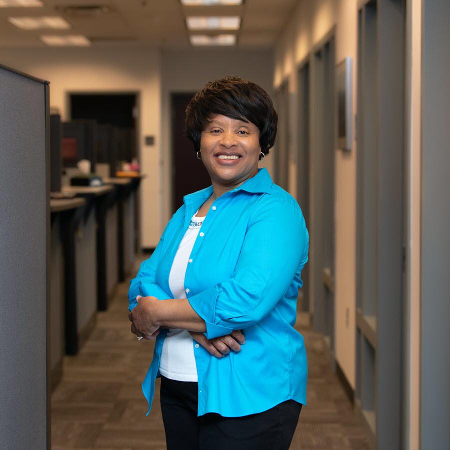 Elaine Scott, FCPS Hearings Office