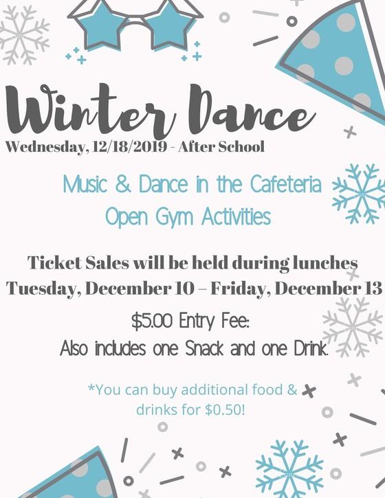 sca winter dance