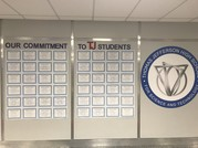Pledge Wall