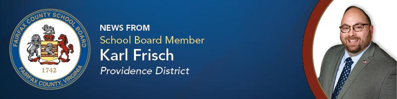 SB - School Board Providence District banner