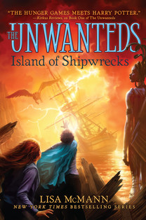 image of the book The Unwanteds by Lisa McMann