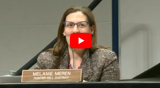 Melanie Meren, School Board Member