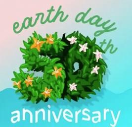 Earth Day Anniversary